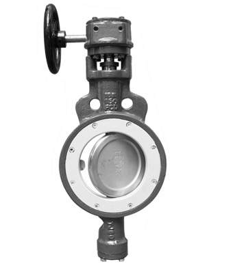 Double Offset Butterfly Valve - BUV123