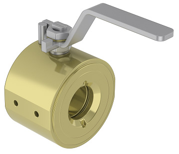Wafer RB Ball Valve - BAV05