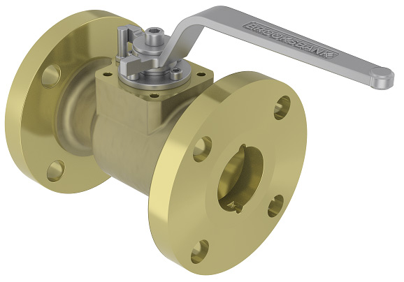 1pc Cast RB Ball Valve - BAV01