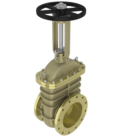 Bolted Bonnet Wedge Gate Valve - GAV26/27