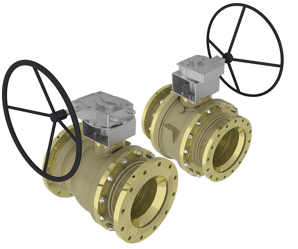 Ball Valves - Trunnion