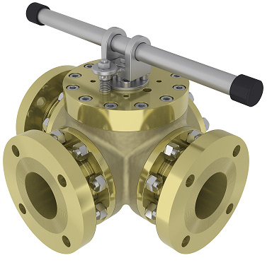 Multiport FB Ball Valve - BAV10