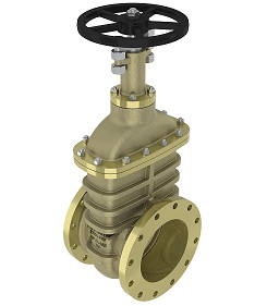 Non-Rising Stem Wedge Gate Valve - GAV92/93