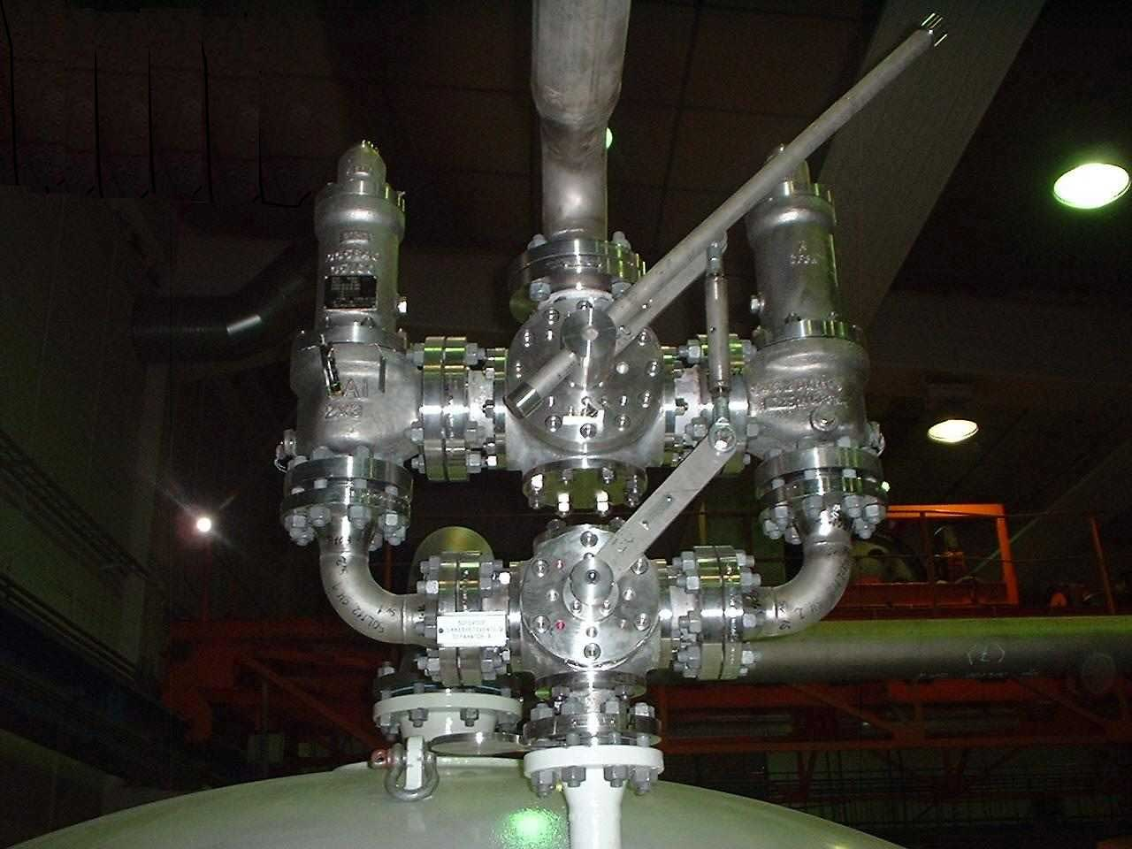 SRV Changeover Valves