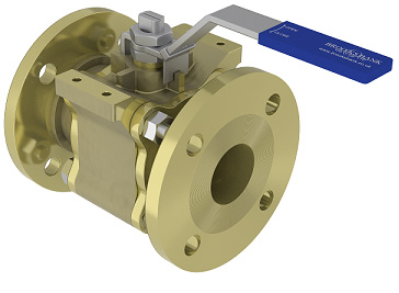 3pc RB Ball Valve - BAV114