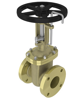 Bolted bonnet Wedge Gate Valve - GAV22/23