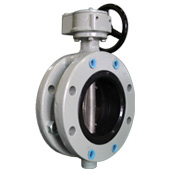 Concentric Lined Butterfly Valve - BUV122