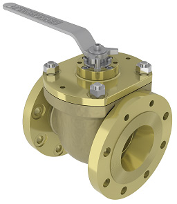Top Entry RB Ball Valve - BAV11