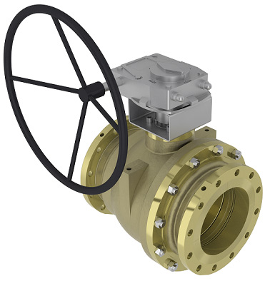 2pc cast FB Ball Valve - BAV17-1