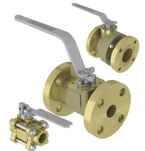 Ball Valves - Floating