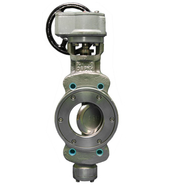 Double Offset Butterfly Valve - BUV131