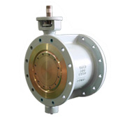 Triple Offset Butterfly Valve - BUV128